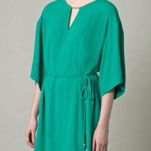 DVF Diane von Furstenberg Tina Crepe Dress S